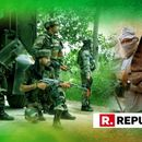 Six Terrorists Killed, Weapons And Warlike Stores Recovered, Operation In Progress