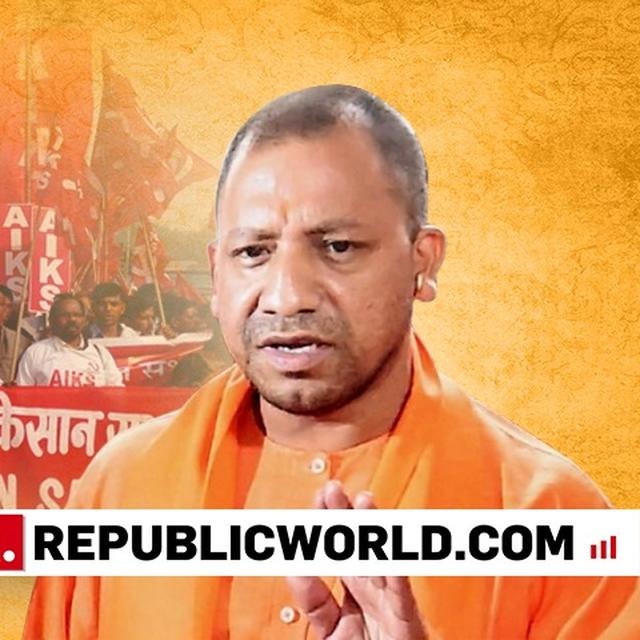 ALL INDIA KISAN SABHA ACCUSES YOGI GOVERNMENT OF DIVERTING ATTENTION FROM 'RURAL DISTRESS'