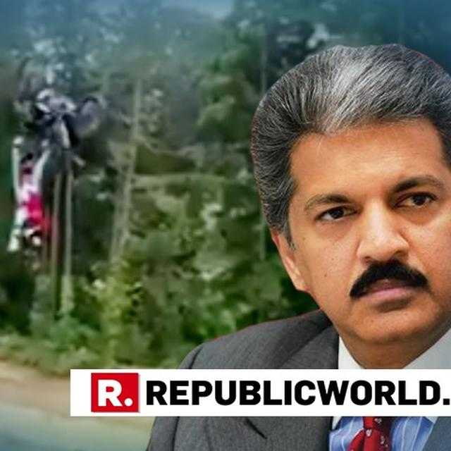 ANAND MAHINDRA SHARES APT VIDEO TO SHOW HOW 'WE ALL FEEL ON A FRIDAY'