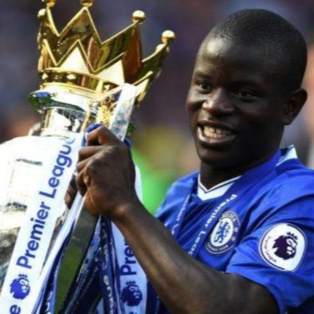 N'GOLO KANTE SIGNS FIVE-YEAR CONTRACT EXTENSION