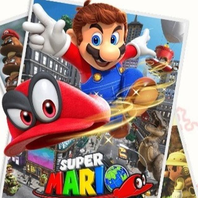 New Update for Super Mario Odyssey Now Live