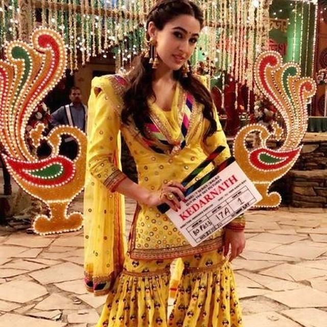 SARA ALI KHAN GIVES A SNEAK-PEAK INTO HER 'KEDARNATH' CHARACTER MUKKU THAT IS SURE TO LEAVE YOU INTRIGUED