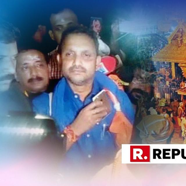 SABARIMALA PROTESTS: BJP LEADER K SURENDRA DENIED BAIL