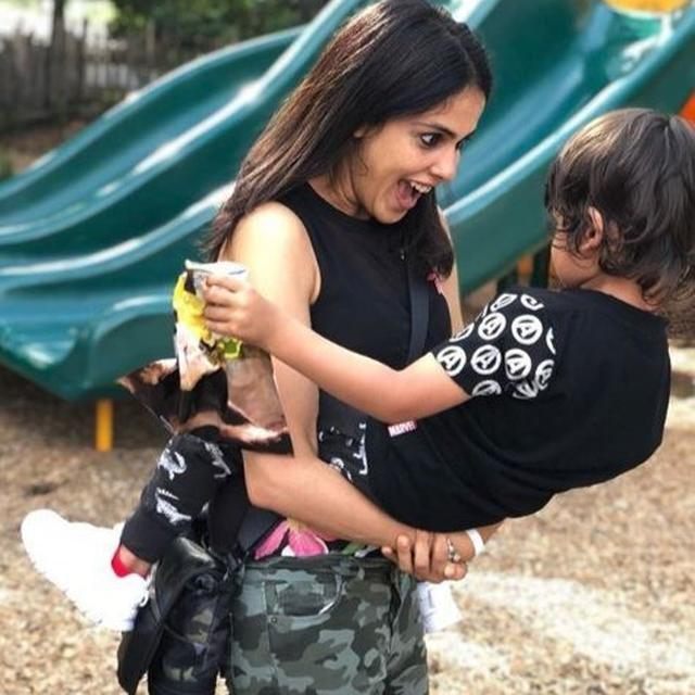 GENELIA DESHMUKH'S BIRTHDAY WISH FOR SON RIAAN IS ALL ABOUT LOVE