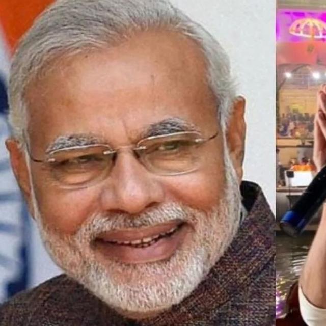 अनिल कपूर ने शेयर की वाराणसी की फोटो, PM मोदी ने ट्वीट कर दिया ये जवाब ..