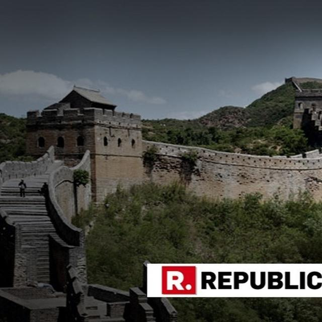 "AS GREAT WALL OF CHINA ""CRUMBLES"", HI-TECH DRONES DEPLOYED TO BOLSTER CONSERVATION"