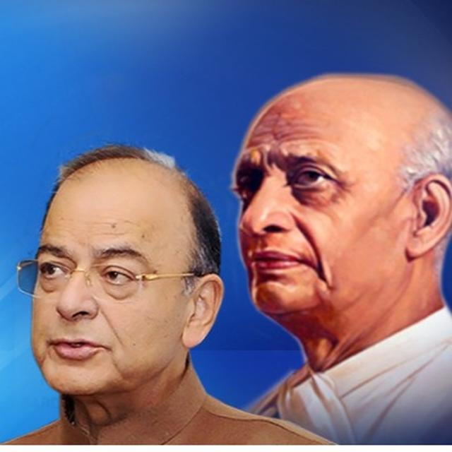 'WHAT WAS THE NAME OF SARDAR PATEL'S FATHER?' ASKS ARUN JAITLEY ON SURNAME POLITICS. READ HERE