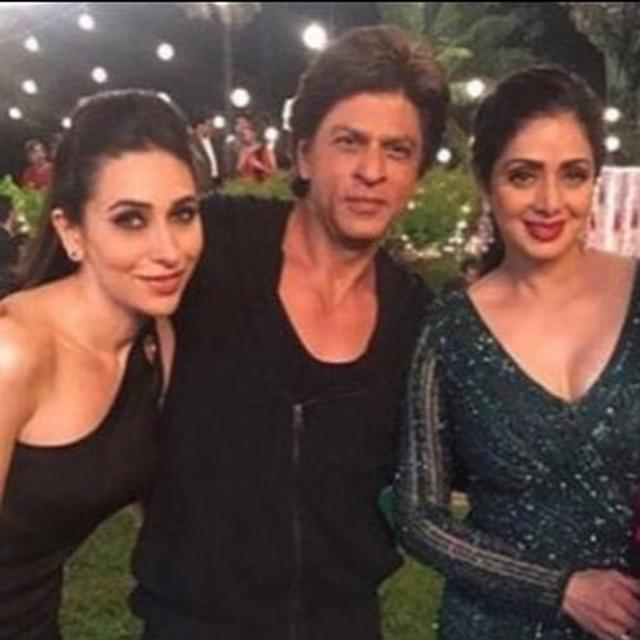 ZERO: SRIDEVI TO HAVE A POSTHUMOUS CAMEO IN THE SHAH RUKH KHAN STARRER?