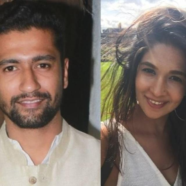 VICKY KAUSHAL JUST DROPPED SOME MAJOR HINTS OF A WHIRLWIND ROMANCE WITH HARLEEN SETHI, HERE'S PROOF