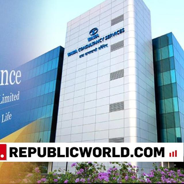 TCS BECOMES MOST-VALUED FIRM AGAIN; OVERTAKES RIL