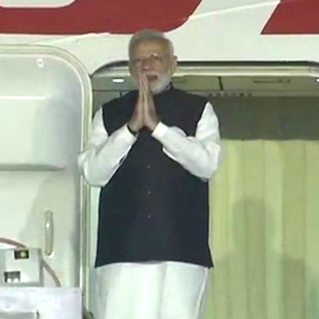 PM MODI LEAVES FOR G20 SUMMIT
