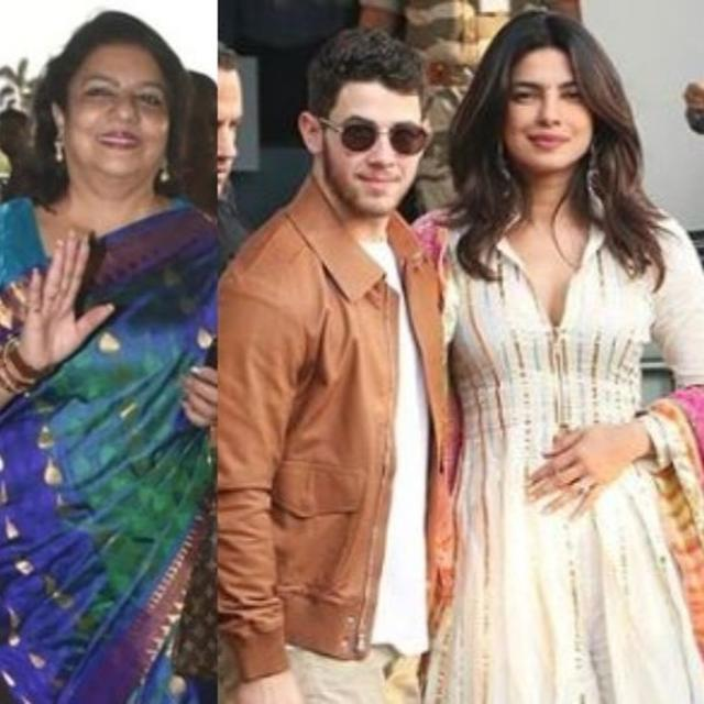 ALL SET FOR THE WEDDING: PRIYANKA CHOPRA, NICK JONAS AND THEIR FAMILIES ARE ALL SMILES AS THEY HEAD TO JODHPUR