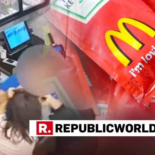 VIRAL VIDEO: WOMAN ARRESTED FOR ATTACKING MCDONALD'S MANAGER OVER KETCHUP