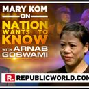 MY HUMBLE BACKGROUND GIVES ME MORE STRENGTH: MC MARY KOM