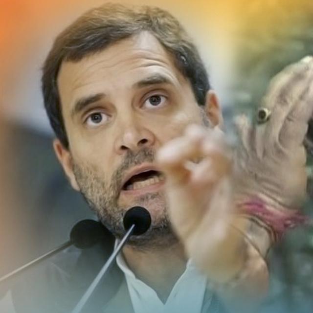राहुल गांधी के धार्मिक सुर, कहा- ''PM मोदी को नहीं मालूम क्या होता है हिंदुत्व''