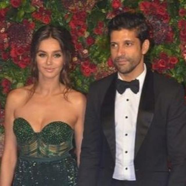 FARHAN AKHTAR AND SHIBANI DANDEKAR'S PDA AT RANVEER-DEEPIKA'S RECEPTION GRABS EVERYONE'S ATTENTION, TAKE A LOOK!