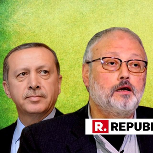 RECEP TAYYIP ERDOGAN DEMANDS SAUDIS EXTRADITE SUSPECTS IN KHASSHOGGI KILLING
