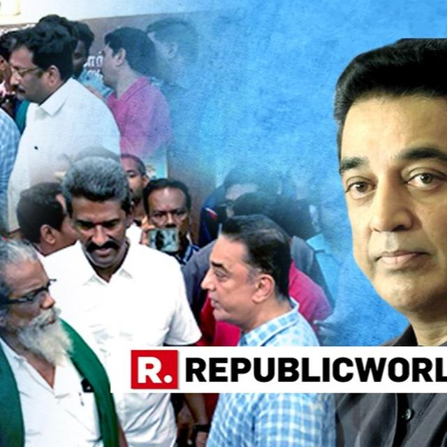 IF THIS KIND OF DELAY CONTINUES IT WILL BE CRIME AGAINST PEOPLE: KAMAL HAASAN