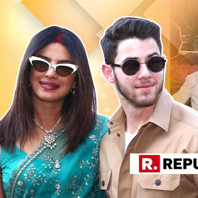 'CONGRATS BUT IT WAS NOT A HAPPY DAY FOR ANIMALS', PETA SLAMS PRIYANKA-NICK FOR USING HORSES AND ELEPHANTS AT THEIR WEDDING