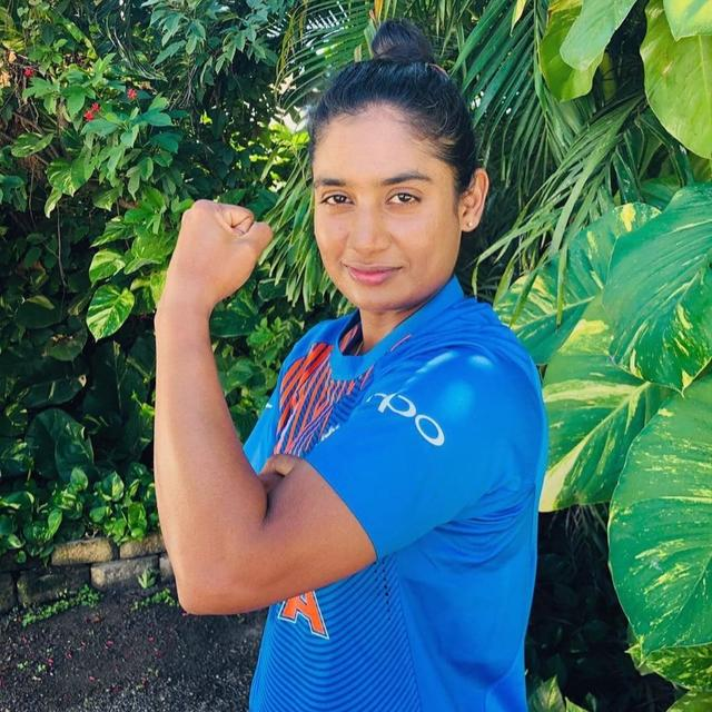 BIRTHDAY WISHES POUR IN FOR WOMEN'S ODI SKIPPER MITHALI RAJ