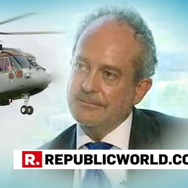 CHRISTIAN MICHEL'S DUBAI LAWYER SAYS 'NO ADEQUATE FUNDS TO FIND INDIAN LAWYER, NEEDS SPONSOR'