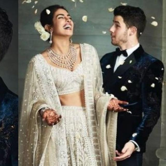 IN PICS   THESE LOVED-UP MOMENTS FROM PRIYANKA CHOPRA-NICK JONAS RECEPTION ARE SURE TO LEAVE YOU MESMERISED