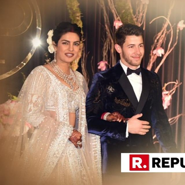 PRIYANKA CHOPRA REACTS TO THE 'DISGUSTING, RACIST, SEXIST' ARTICLE THAT CALLED HER AND NICK'S WEDDING A 'SHAM'