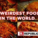 FROM SNAKE MEAT TO DUCK FETUS: THESE WEIRD FOOD ITEMS AROUND THE WORLD WILL LEAVE YOU BAFFLED