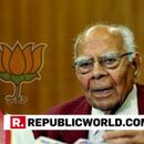 RAM JETHMALANI, BJP REACH AMICABLE SETTLEMENT