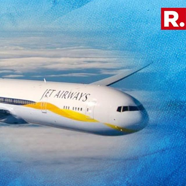 JET AIRWAYS TO PAY SALARIES IN INSTALLMENTS TO SENIOR STAFF TILL APRIL