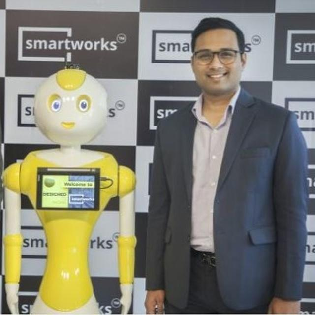 'SMART MITRI': AI ENABLED SHE-ROBOT MAKES ITS DEBUT IN BENGALURU