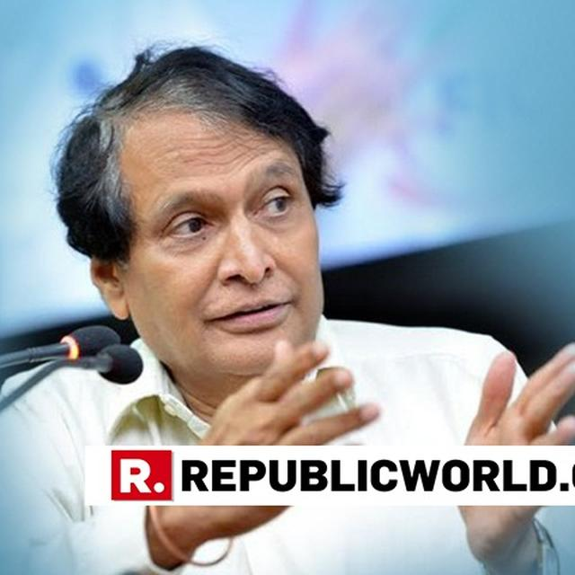 RESTRICTIONS ON ORGANIC/PROCESSED FOOD EXPORTS TO GO: PRABHU