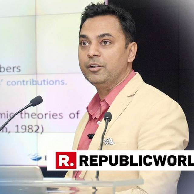 DR KRISHNAMURTHY SUBRAMANIAN APPOINTED AS NEW CEA FOR 3 YEARS