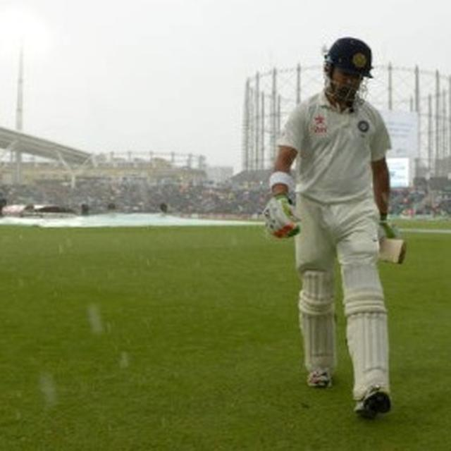 GAUTAM GAMBHIR GIVES A FAIRYTALE ENDING TO HIS CRICKETING CAREER