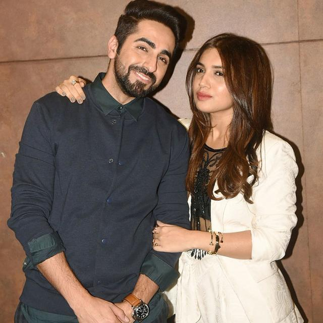 AYUSHMANN KHURANA AND BHUMI PEDNEKAR PAIR UP FOR COMEDY FLICK 'BALA'