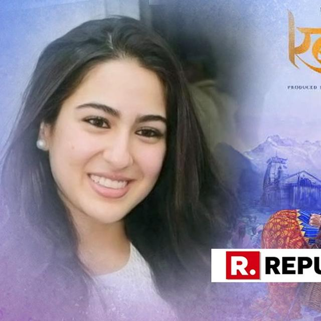 DISHEARTENED ON 'KEDRNATH' BAN, BUT RESPECT PEOPLE'S CONCERNS, SAYS SARA ALI KHAN