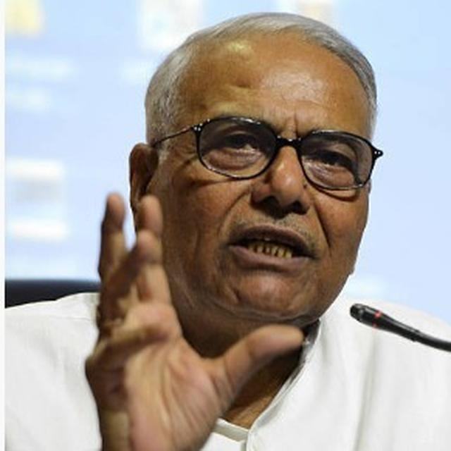 MAMATA BANERJEE HAS ALL TRAITS TO BECOME A GOOD PM: YASHWANT SINHA