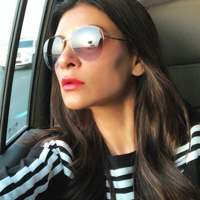 WATCH: SUSHMITA SEN DISPLAYS HER 'FIGHT MOVES' IN THE LATEST WORKOUT VIDEO