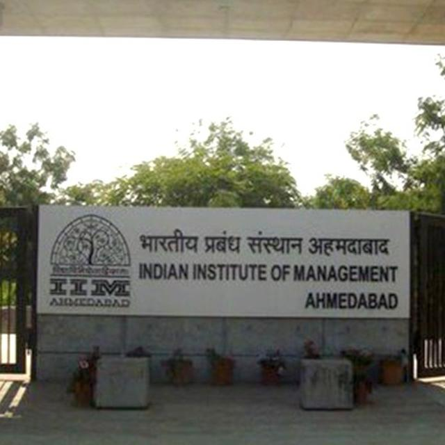 IIM AHMEDABAD TO CONDUCT MANAGEMENT TRAINING PROGRAMMES FOR CAs