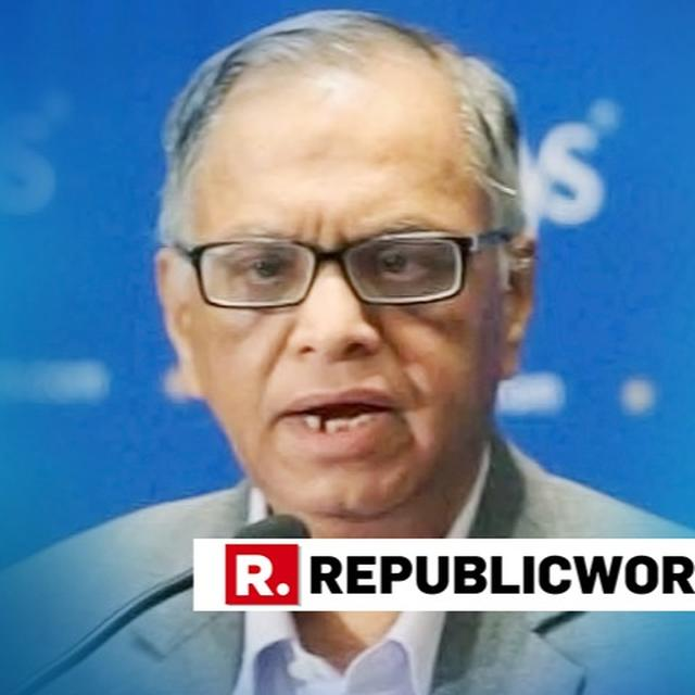 AS ORGANISATION GROW, VISION AND DREAM GET DILUTED. READ NARAYANA MURTHY'S LATEST DEFINITION OF A  LEADER'S PURPOSE