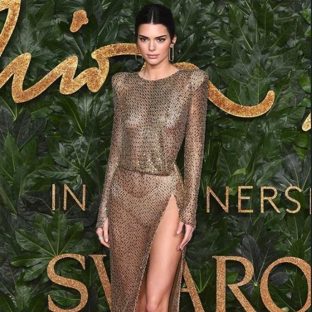 KENDALL JENNER HAS A SECRET ADMIRER!
