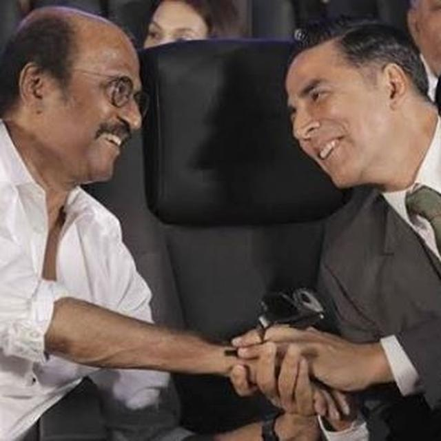 RAJINIKANTH's 68TH BIRTHDAY | 'IT WAS AN ABSOLUTE HONOUR TO WORK WITH YOU' SAYS AKSHAY KUMAR AS HE EXTENDS BIRTHDAY GREETINGS TO HIS '2.0' CO-STAR