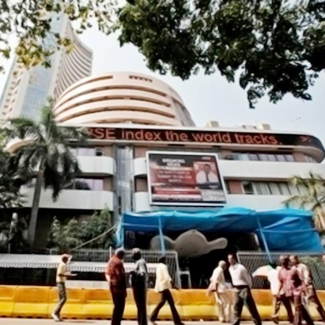 SENSEX RISES OVER 200 PTS, NIFTY RECLAIMS 10,800 MARK