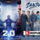 2.0, SANJU, RACE 3: HERE ARE THE TOP 10 MOST SEARCHED FILMS OF 2018 IN INDIA!