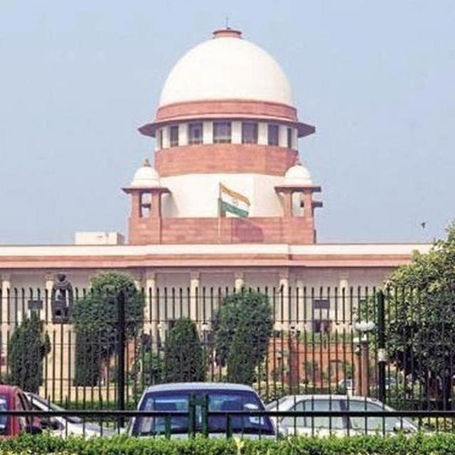NEED SPECIAL COURTS IN EACH DISTRICTS OF 18 STATES FOR TRIAL OF MP, MLA CASES, SC INFORMED