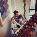 NICK JONAS CHANNELS HIS INNER BEETHOVEN AS HE SPENDS HIS HOLIDAYS WITH HIS NIECES, TAKE A LOOK