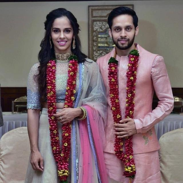 'BEST MATCH OF MY LIFE': SAINA NEHWAL MARRIES PARUPALLI KASHYAP