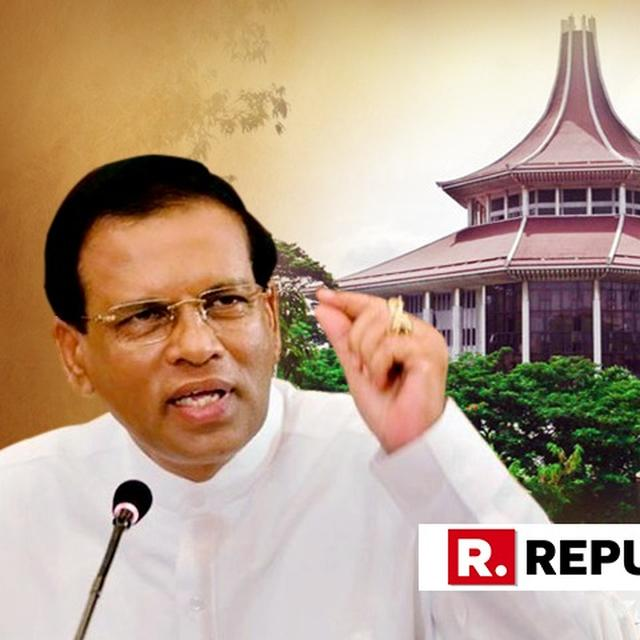 SRI LANKA SUPREME COURT UPHOLDS RESTRAINING COURT AGAINST RAJAPAKSHA FROM ACTING AS A PM