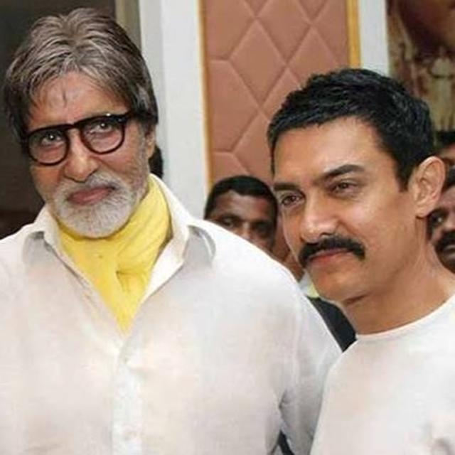 WATCH: AMITABH BACHCHAN AND AAMIR KHAN'S HUMBLE GESTURE AT ISHA AMBANI'S WEDDING CEREMONY IS IMPOSSIBLE TO MISS
