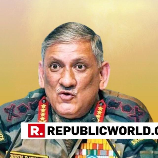 ARMY TO EXTEND SUPPORT TO DISABLED WAR VETERANS: GEN RAWAT
